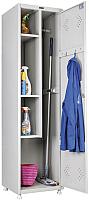 Шкаф металлический Практик LS-11-50 -
