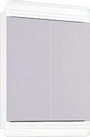 Шкаф с зеркалом для ванной Aqwella Корсика / Kor.04.06 -