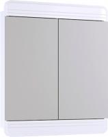 Шкаф с зеркалом для ванной Aqwella Корсика / Kor.04.07 -