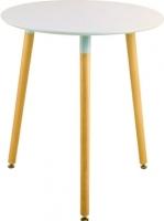 Обеденный стол Седия Testa Cirk (белый) -