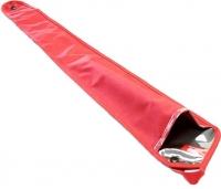 Чехол для зонта автомобильный ТрендБай Дрэйнин 1053 (красно-серый) -