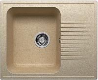 Мойка кухонная Polygran F-07 (песок) -