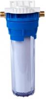 Магистральный фильтр Гейзер 1П 1/2 (прозрачный) -