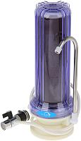 Фильтр питьевой воды Гейзер 1УЖ Евро (прозрачный) -