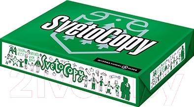 Бумага SvetoCopy A4 / 55891 (80 г/м2, 500л)