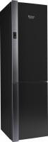 Холодильник с морозильником Hotpoint-Ariston HF 9201 B RO -