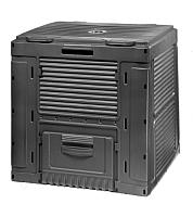 Садовый измельчитель Keter E-Composter W/Base / 231415 (черный) -