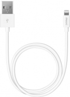 Кабель Deppa USB - 8-pin MFI / 72128 (белый) -