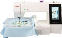 Вышивальная машина Janome Memory Craft 500e -