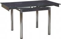 Обеденный стол Signal GD082 (серый) -