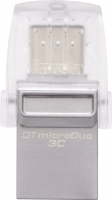 Usb flash накопитель Kingston DataTraveler microDuo 3C 64GB (DTDUO3C/64GB) -