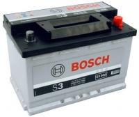 Автомобильный аккумулятор Bosch S3 008 570 409 064 / 0092S30080 (70 А/ч) -