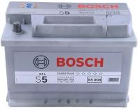 Автомобильный аккумулятор Bosch S5 008 577 400 078 / 0092S50080 (77 А/ч) -