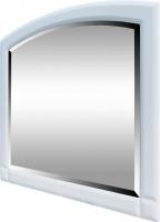 Зеркало Гамма 23 (белый) -