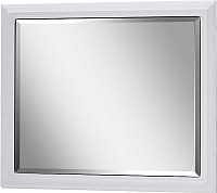 Зеркало Гамма 24 (белый) -