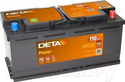 Автомобильный аккумулятор Deta Power DB1100