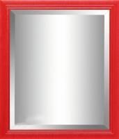 Зеркало Гамма 25 (красный металлик) -