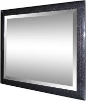 Зеркало Гамма 25 (черный металлик) -