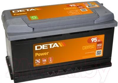 Автомобильный аккумулятор Deta Power DB950