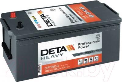 Автомобильный аккумулятор Deta Professional Power DF1853