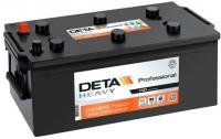 Автомобильный аккумулятор Deta Professional DG1803 (180 А/ч) -