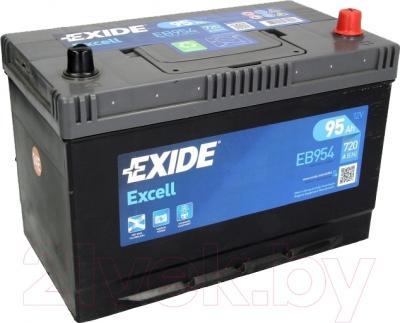 Автомобильный аккумулятор Exide Excell EB954