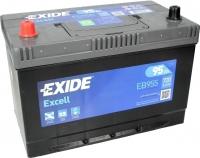 Автомобильный аккумулятор Exide Excell EB955 (95 А/ч) -