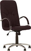 Кресло офисное Nowy Styl Manager Steel Chrome (SP-B) -