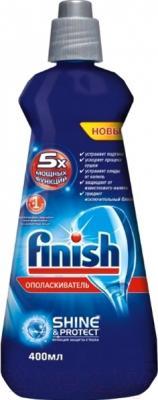 Гель для посудомоечных машин Finish Блеск + экспресс сушка (400мл)