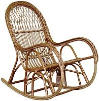 Кресло-качалка Черниговская  фабрика лозовых изделий КК 4/3 (натуральный) -
