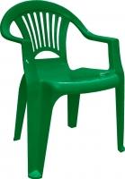 Стул пластиковый Алеана Луч / 101053 (зеленый) -