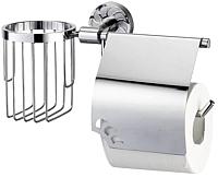Держатель для туалетной бумаги Wasserkraft Isen K-4059 -