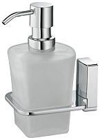 Дозатор жидкого мыла Wasserkraft Leine K-5099 -