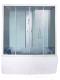Душевая кабина Coliseum 2005 150x83 (белый) -