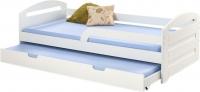 Двухъярусная кровать Halmar Natalie 90x200 (белый) -