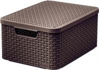 Корзина Curver Style M 03618-210-00 / 205847 (темно-коричневый) -