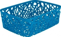 Корзина Curver Neo Colors 04161-035-03 / 210376 (голубой) -