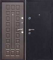 Входная дверь Йошкар Венге (86x206, правая) -