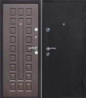 Входная дверь Йошкар Венге (96x206, правая) -