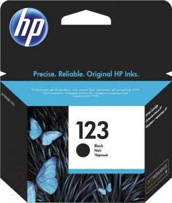 Картридж HP 123 (F6V17AE)