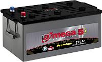 Автомобильный аккумулятор A-mega Premium 6СТ-225-А3 (225 А/ч) -