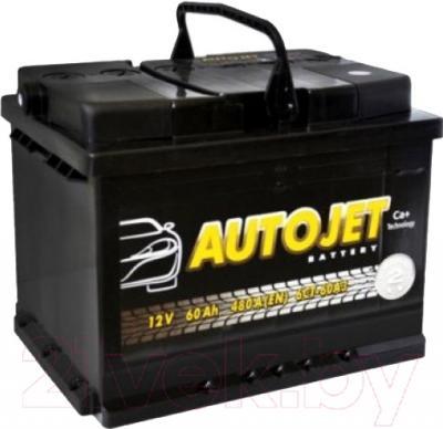 Автомобильный аккумулятор Autojet 60 R