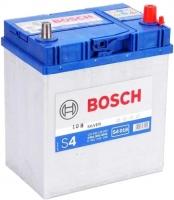 Автомобильный аккумулятор Bosch S4 018 540 126 033 JIS / 0092S40180 (40 А/ч) -