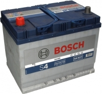 Автомобильный аккумулятор Bosch S4 027 570 413 063 JIS / 0092S40270 (70 А/ч) -