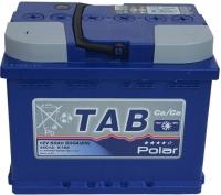 Автомобильный аккумулятор TAB Polar Blue 121060 (60 А/ч) -