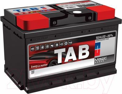 Автомобильный аккумулятор TAB Magic 189063