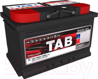 Автомобильный аккумулятор TAB Magic 189072