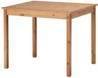 Обеденный стол Ikea Олмстад 002.403.83 (морилка антик) -