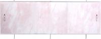 Экран для ванны Oda Универсал 1.50 (светло-розовый мрамор) -