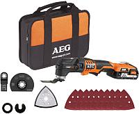 Многофункциональный инструмент AEG Powertools OMNI 18C LI-202BKIT1X (4935446705) -